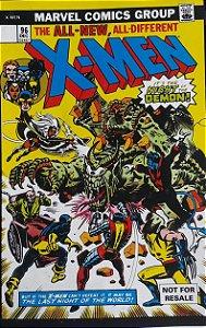 Uncanny X-men #96 Importado Re-Edição Marvel Legends