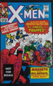 Uncanny X-men #5 Importado Re-Edição Marvel Legends