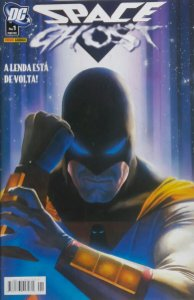 Space Ghost #1 Ed. Panini