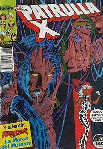 La Patrulla-X #70 (X-men) Importada Espanha