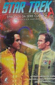 Star Trek Episódios da Série Clássica #4 Editora Unicórnio Azul