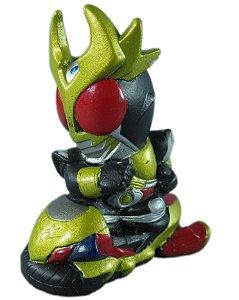 Bandai 2003 Kamen Rider Agito Dedoche Candy Toy