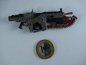 "Acessório Neca  Arma Lancer Gears Of War #01 3/4"""