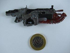 "Acessório Neca  Arma Lancer Gears Of War #03 3/4"""