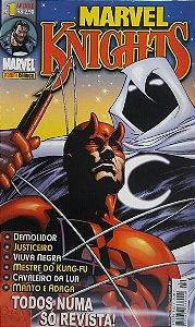 Marvel Knights #1 Ed. Panini