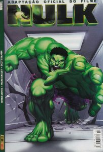 Hulk Adaptação Oficial do Filme - Ed. Panini