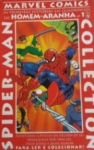 Homem-Aranha #1 As Primeiras Histórias em Quadrinhos