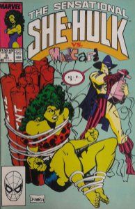 The Sensational She-Hulk #9 Importada