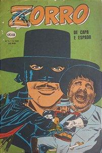 Zorro Capa e Espada 2a Série #6 Ebal