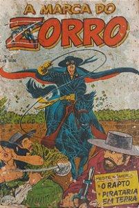 Zorro Capa e Espada 2a Série #1 Ebal