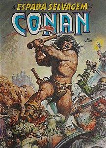 A Espada Selvagem de Conan #13
