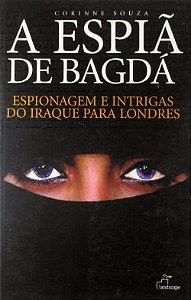 A Espiã de Bagdá Editora Landscape