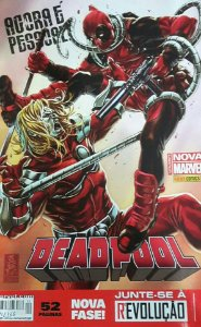 Deadpool # 12 - Nova Marvel Ed. Panini