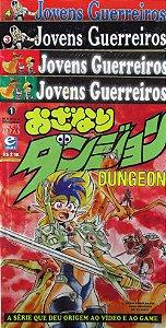 Jovens Guerreiros Dungeon Edit. Escala Completo 01-04