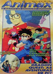 Animax #02 Edit. Magnum