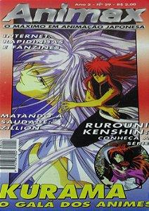 Animax #29 Edit. Magnum