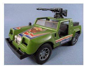 Glasslite Jeep Águia de Fogo Vintage