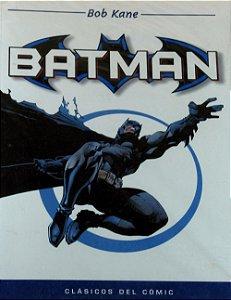 Clasicos Del Comic Batman Bob Kane Importado