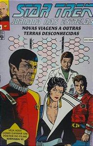 Star Trek Jornada nas Estrelas #5 Ed. Abril