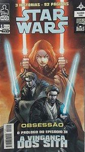 Star Wars #1 Ed. Ediouro