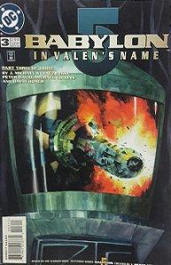 Babylon 5: In Vallen`s Name #3 Importada
