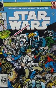Star Wars #2 Hasbro Comic Two-Pack Importada