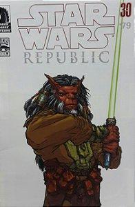 Star Wars Republic #79 Hasbro Comic Two-Pack Importada