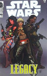 Star Wars Legacy #2 Hasbro Comic Two-Pack Importada