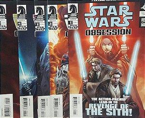 Star Wars: Obsession - Mini-Série Completa Importada
