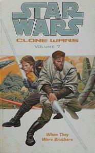 Star Wars Clone Wars Volume 7 Importada