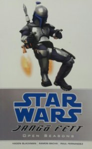 Star Wars Jango Fett Open Seasons Importada