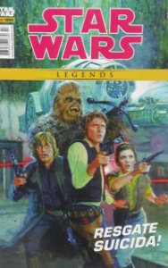 Star Wars Legends #14 - Ed. Panini