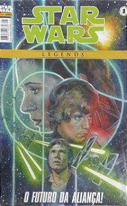 Star Wars Legends #8 - Ed. Panini