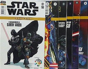 Star Wars Legends #0 ao #6 - Ed. Panini