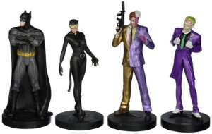 Eaglemoss Batman 75th Anniversary Masterpiece Collection Set com 04
