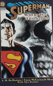 Superman: Where the Sting? Importada