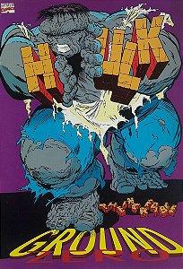 The Incredible Hulk: Ground Zero Importada