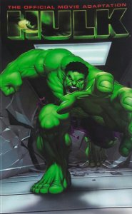 Hulk The Official Movie Adaptation Importada