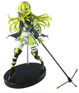FuRyu Vocaloid Lily From Anim.o.v.e Fine Quality Figure Loose
