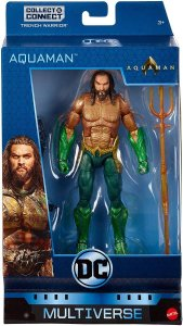 DC Multiverse Aquaman (BAF Trech Warrior)