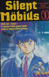 Silent Mobius #1- Importada