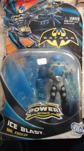 Mr freeze Ice Blast  - Batman sem Limites