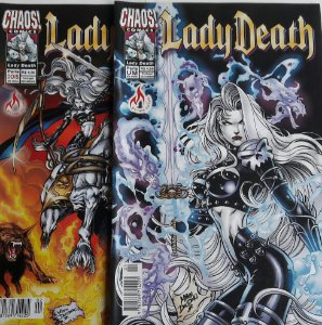 Lady Death - Ed. Mythos