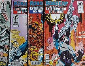Robocop Versus Exterminador do Futuro - Ed. Abril