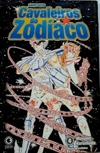 Cavaleiros do Zodíaco #04 Edit Conrad