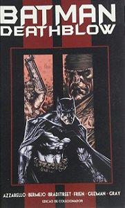 Batman & Deathblow Encadernado - A&C Editores