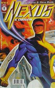 Nexus A Origem - Ed. Mythos