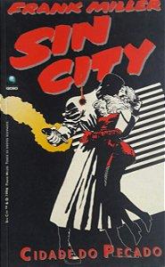 Sin City Cidade do Pecado (Frank Miller) - Ed. Globo