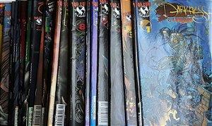 The Darkness e Witchblade Série Completa - Ed. Abril