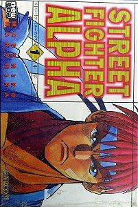 Street Fighter Alpha #01 New pop